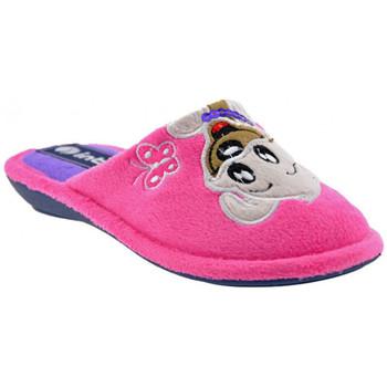 Buty Dziewczynka Obuwie domowe Inblu  Różowy