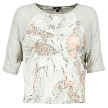 tekstylia Damskie T-shirty z krótkim rękawem Mexx EXOTI Szary