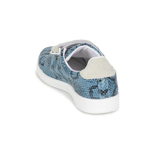 Yurban ETOUNATE Niebieski / Jeans - Bezpłatna dostawa |  - Buty Trampki niskie Damskie 27920 zł.