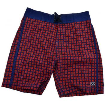 tekstylia Męskie Szorty i Bermudy Billabong  Czerwony
