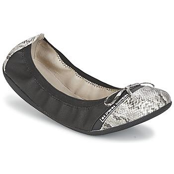 Buty Damskie Baleriny LPB Shoes CAPRICE Czarny
