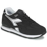 Buty Trampki niskie Diadora N-92 Czarny / Biały