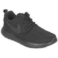 Buty Chłopiec Trampki niskie Nike ROSHE ONE CADET Czarny