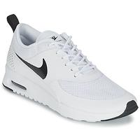 Buty Damskie Trampki niskie Nike AIR MAX THEA W Biały / Czarny