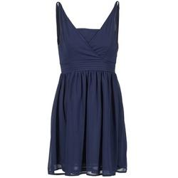 tekstylia Damskie Sukienki krótkie Betty London ESQUIVI MARINE