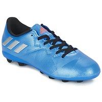 Buty Chłopiec Piłka nożna adidas Performance MESSI 16.4 FXG J Niebieski