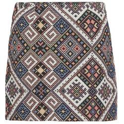 tekstylia Damskie Spódnice Betty London ELETETTE Wielokolorowe