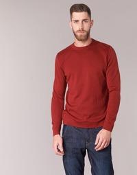 tekstylia Męskie Swetry BOTD ELABASE ROUND Czerwony