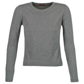 tekstylia Damskie Swetry BOTD ECORTA Szary