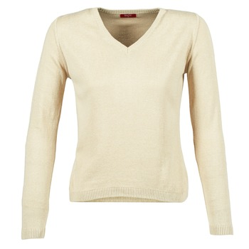 tekstylia Damskie Swetry BOTD ECORTA VEY Beżowy