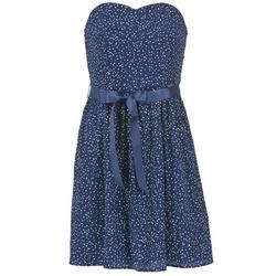 tekstylia Damskie Sukienki krótkie Morgan RPEPS MARINE