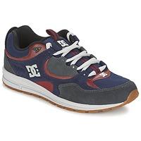 Buty Męskie Buty skate DC Shoes KALIS LITE MARINE / Szary