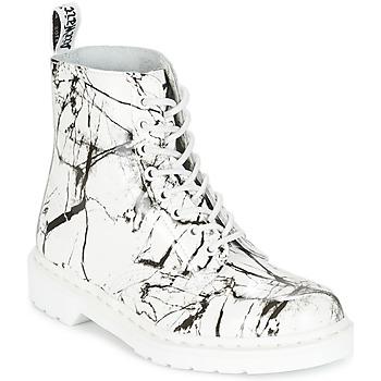 Buty za kostkę Dr Martens PASCAL MRBL