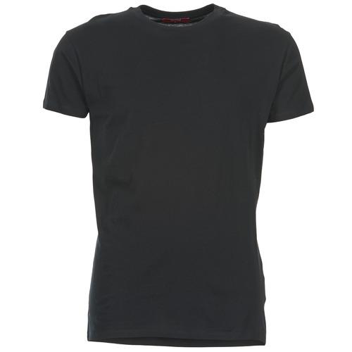 tekstylia Męskie T-shirty z krótkim rękawem BOTD ESTOILA Czarny