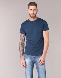 tekstylia Męskie T-shirty z krótkim rękawem BOTD ESTOILA Marine