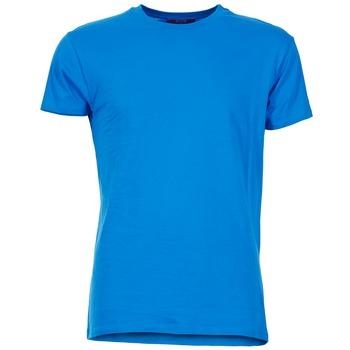 tekstylia Męskie T-shirty z krótkim rękawem BOTD ESTOILA Niebieski