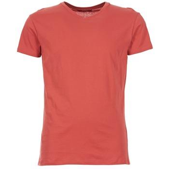tekstylia Męskie T-shirty z krótkim rękawem BOTD ECALORA Czerwony