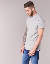 tekstylia Męskie Koszulki polo z krótkim rękawem BOTD EPOLARO Szary