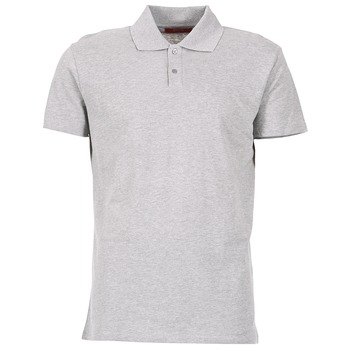 tekstylia Męskie Koszulki polo z krótkim rękawem BOTD EPOLARO Szary / Chiné