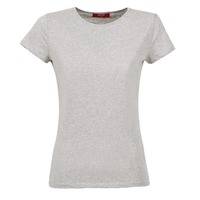 tekstylia Damskie T-shirty z krótkim rękawem BOTD EQUATILA Szary
