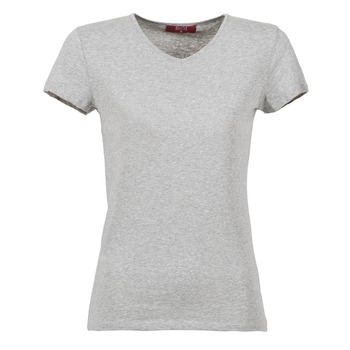 tekstylia Damskie T-shirty z krótkim rękawem BOTD EFLOMU Szary / Chiné