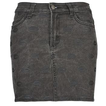 tekstylia Damskie Spódnice American Retro HELENE Szary
