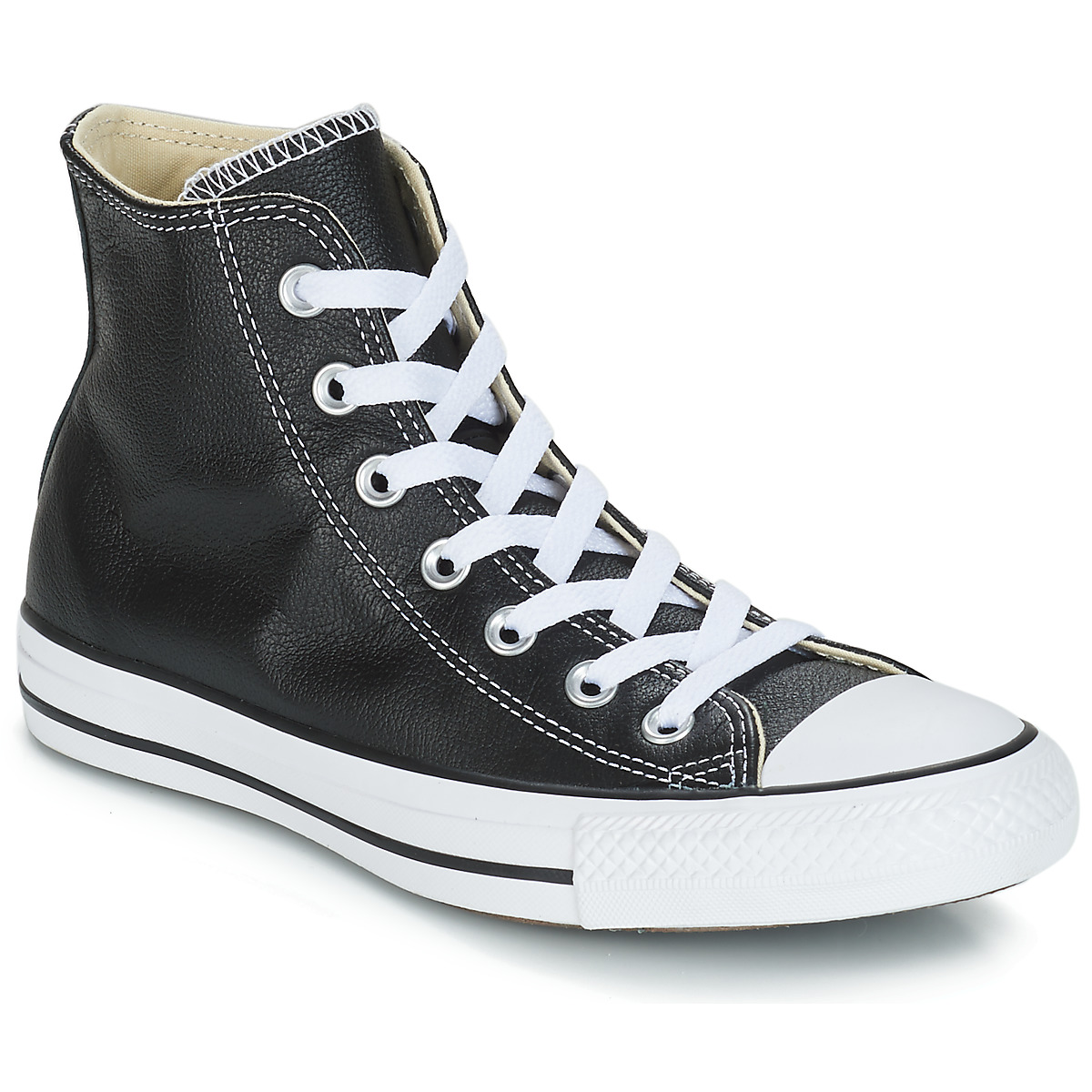 Converse Chuck Taylor All Star CORE LEATHER HI Czarny