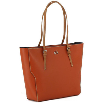 Torby Damskie Torby shopper La Martina ESTRELLA ORANGE Arancione