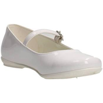 Buty Dziewczynka Baleriny Le Petit Bijou 0000100 'Biały