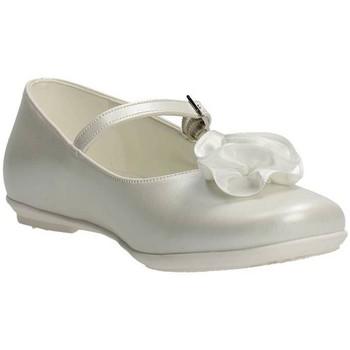 Buty Dziewczynka Baleriny Le Petit Bijou 0000400 'Biały