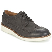 Buty Męskie Derby Selected SHHRUD BROGUE SHOE Szary