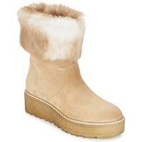 Buty Damskie Buty za kostkę Nome Footwear MOVETTA Beżowy
