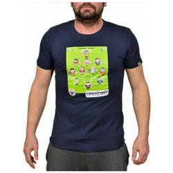 tekstylia Męskie T-shirty z krótkim rękawem Faccine