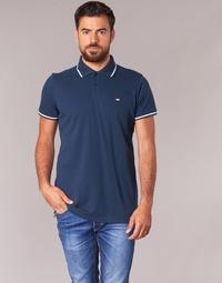 tekstylia Męskie Koszulki polo z krótkim rękawem Casual Attitude EPIDIN Marine