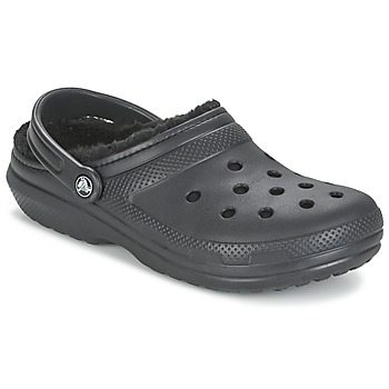 Buty Chodaki Crocs CLASSIC LINED CLOG Czarny