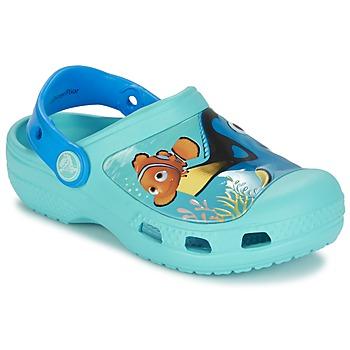 Buty Dziecko Chodaki Crocs CC DORY CLOG Niebieski