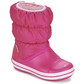 Śniegowce Crocs WINTER PUFF BOOT KIDS