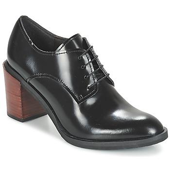 Buty Damskie Low boots Un Matin d'Ete 1VEXAS Czarny