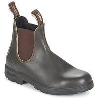 Buty Buty za kostkę Blundstone CLASSIC BOOT Brązowy