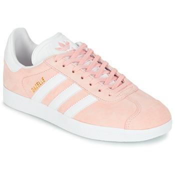 Buty Damskie Trampki niskie adidas Originals GAZELLE Różowy
