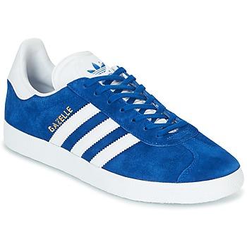 Buty Trampki niskie adidas Originals GAZELLE Niebieski