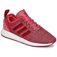 Buty Dziewczynka Trampki niskie adidas Originals ZX FLUX ADV J Różowy