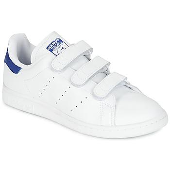 Buty Trampki niskie adidas Originals STAN SMITH CF Biały / Niebieski