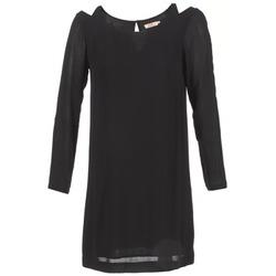 tekstylia Damskie Sukienki krótkie DDP CRAPOU Czarny
