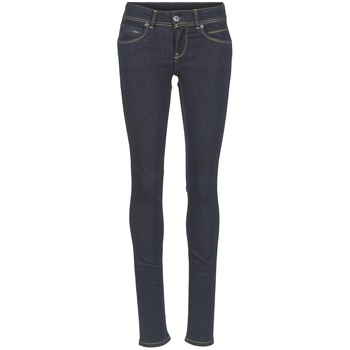 tekstylia Damskie Jeansy slim fit Pepe jeans NEW BROOKE