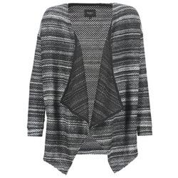 tekstylia Damskie Swetry rozpinane / Kardigany Pepe jeans NURIAS Szary