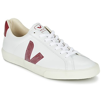 Buty Trampki niskie Veja ESPLAR Biały / Czerwony