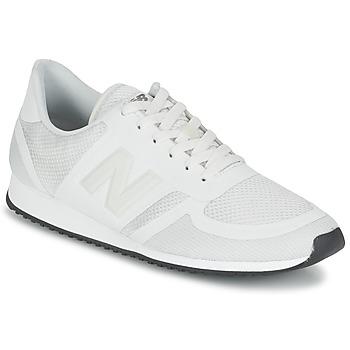Buty Trampki niskie New Balance U420 Biały