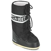 Buty Śniegowce Moon Boot MOON BOOT NYLON Czarny