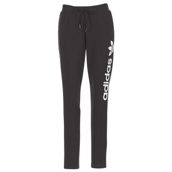 tekstylia Damskie Spodnie dresowe adidas Originals LIGHT LOGO TP Czarny